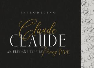Claude Font