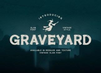Graveyard Font