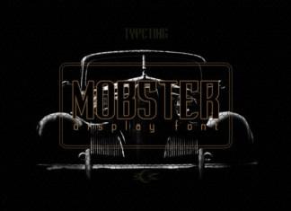 Mobster Font