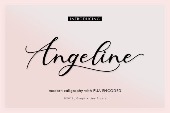 Angeline Font