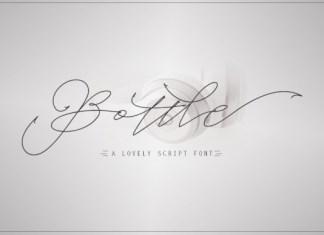Bottle Font