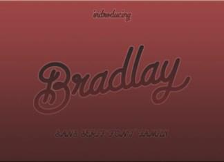 Bradlay Font