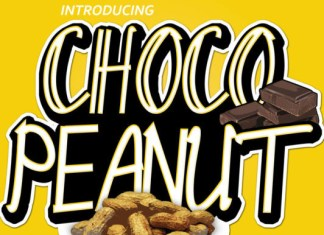 Choco Peanut Font