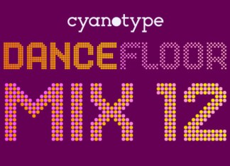Dance Floor Mix 12 Font