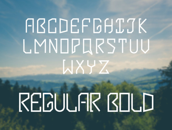 Dusker Tall Font