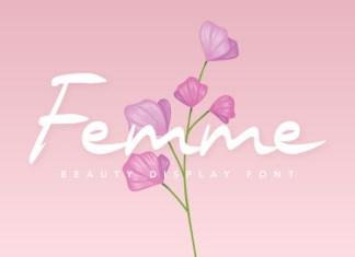 Femme Font