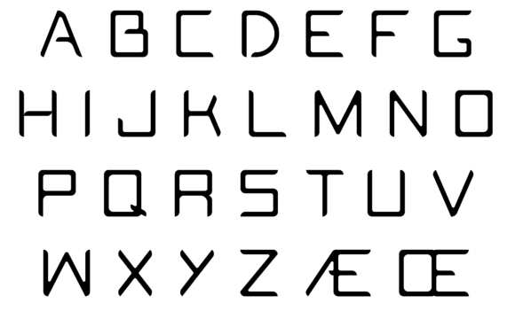 Galactique Font