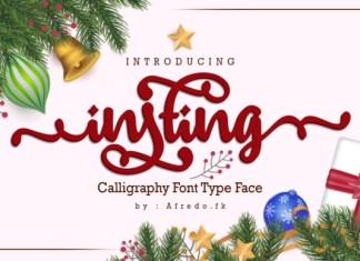 Insting Font