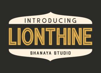 Lionthine Font