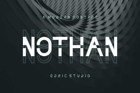Nothan Font