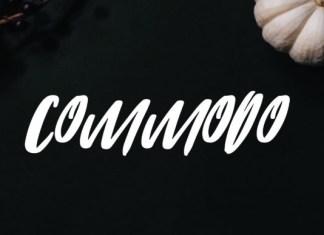 Commodo Font