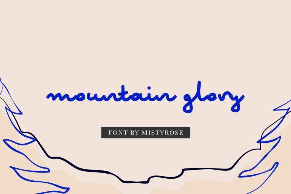 Mountain Glory Font