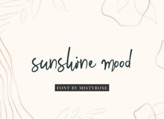 Sunshine Mood Font