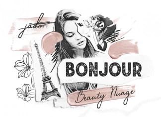 Bonjour Font