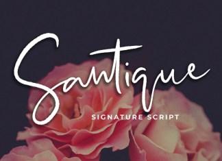Santique Font
