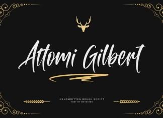 Attomi Gilbert Font