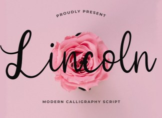 Lincoln Font