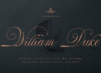 William Duke Font