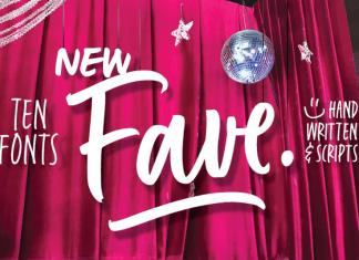 Fave™ Set Font