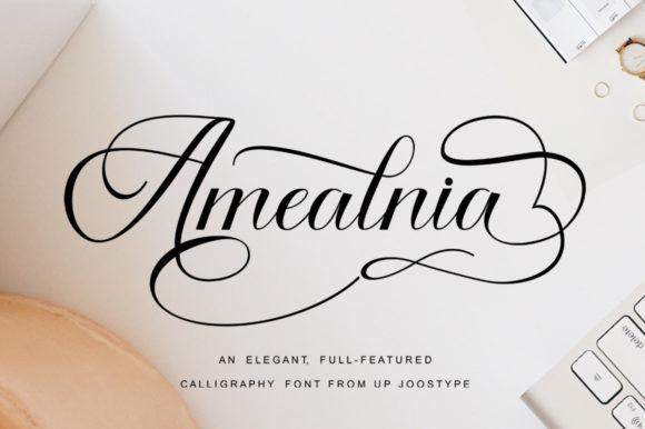 Amealnia Font