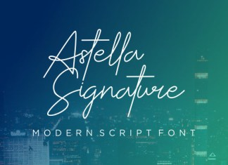 Astella Font