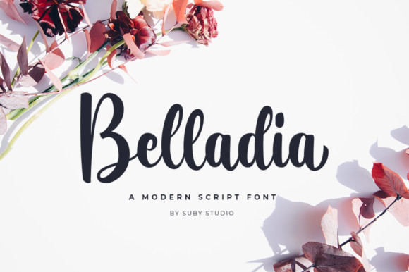 Belladia Font