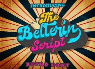 Bellerin Font
