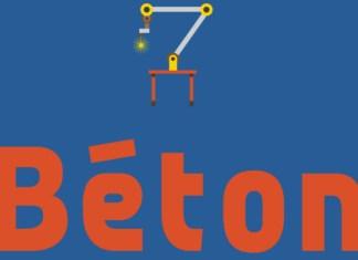 Béton Font
