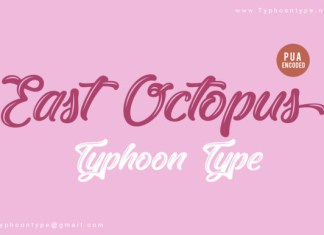 East Octopus Font