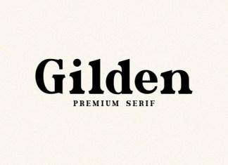 Gilden Font