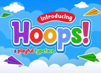 Hoops! Font