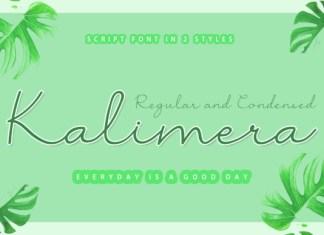 Kalimera Font
