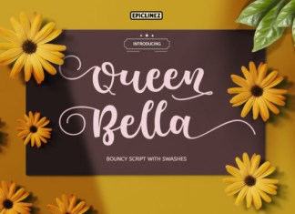 Queen Bella Font