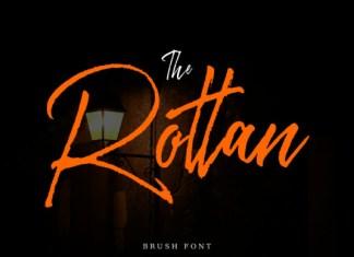 Rottan Font