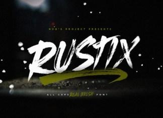 Rustix Font