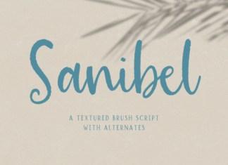 Sanibel Font