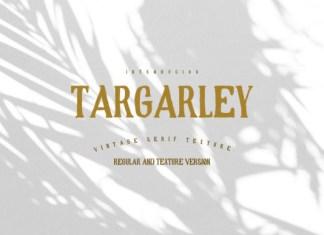 Targarley Font
