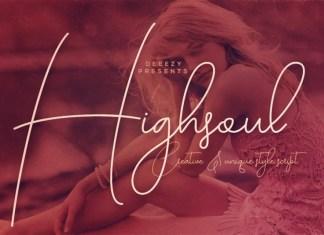 Highsoul Font