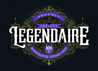 Legendarie Font