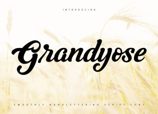 Grandyose Font
