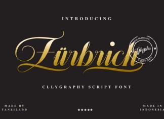 Zürbrich Font