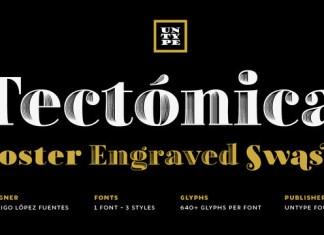 Tectónica Font