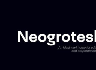 Neogrotesk Font
