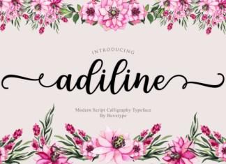 Adiline Font