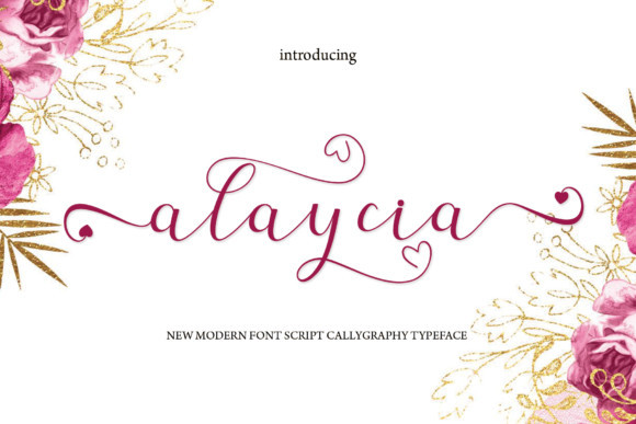 Alaycia Font