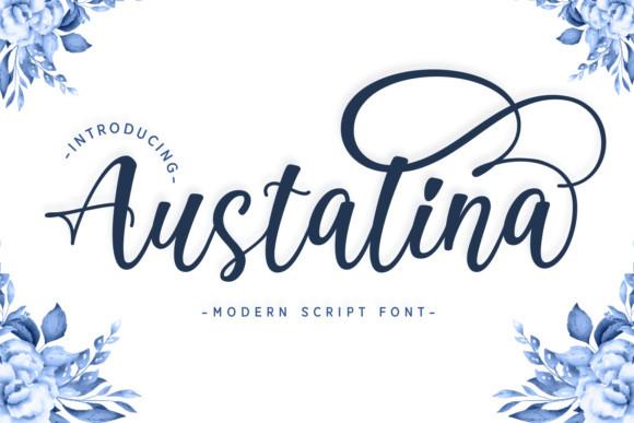 Austalina Font