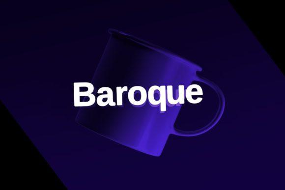 Baroque Font