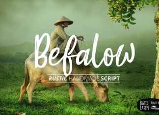Befalow Font