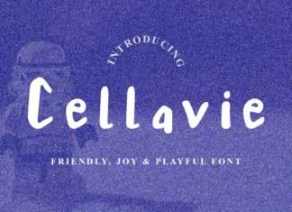Cellavie Font