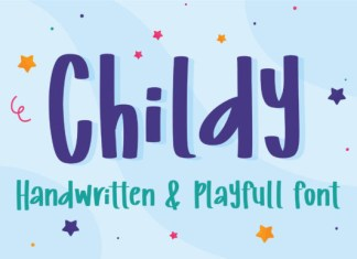 Childy Font